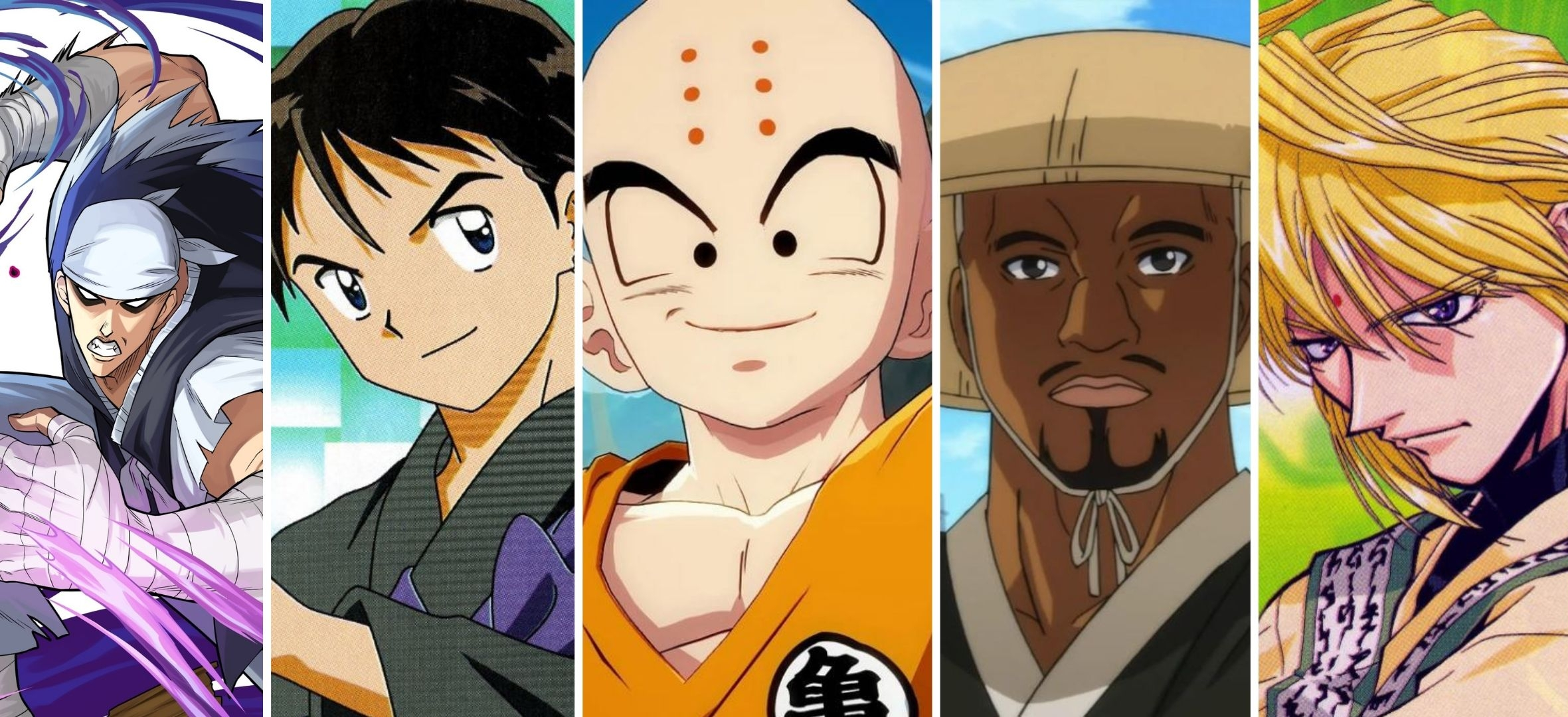 Photo of The Best 5 Anime Monk Characters Of All Time