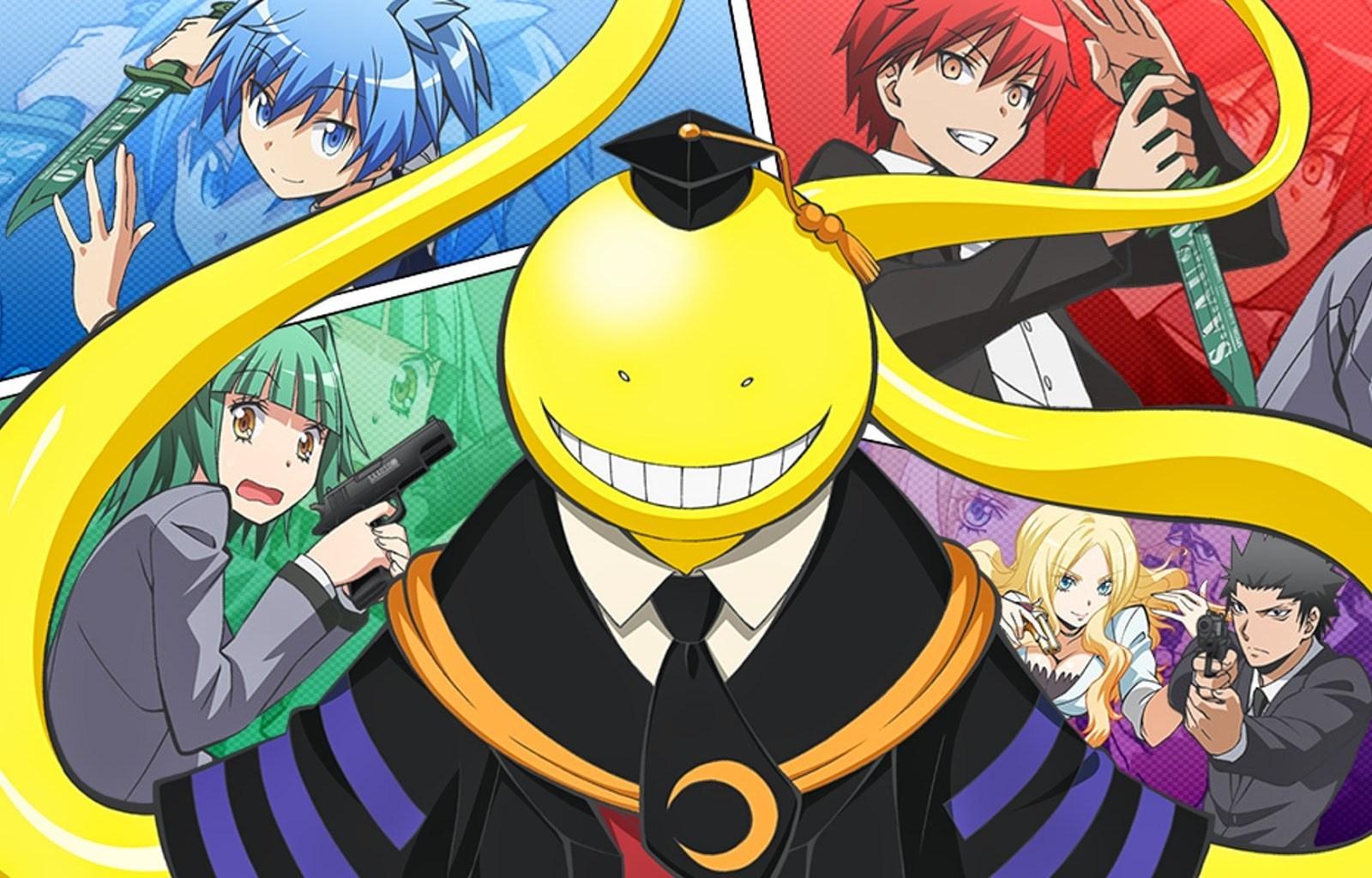 Photo of Best Anime like Assassination Classroom