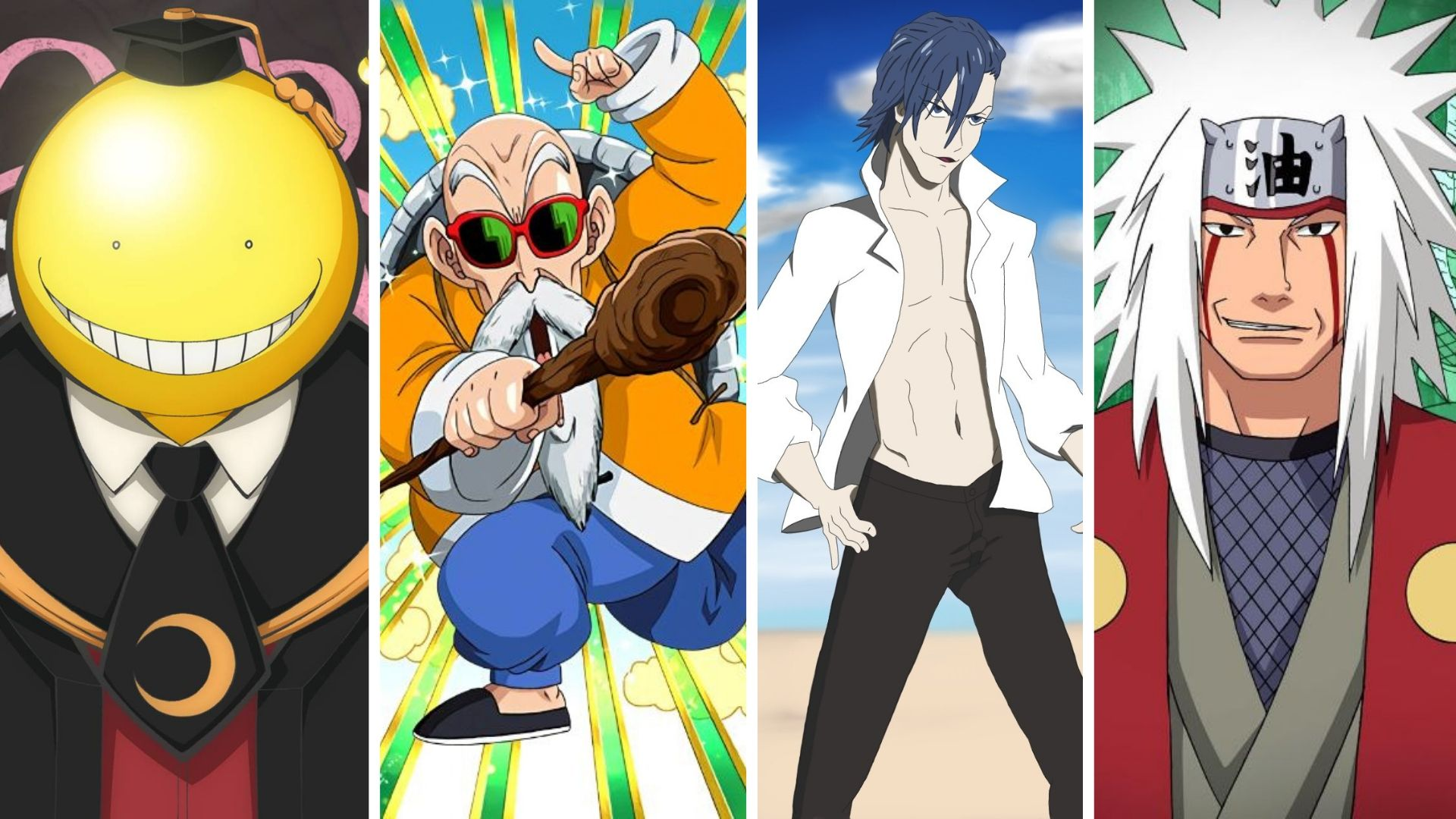 Photo of The Best 4 Anime Teacher Characters of All Time