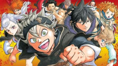Photo of The Best Characters From The Animated Series Black Clover
