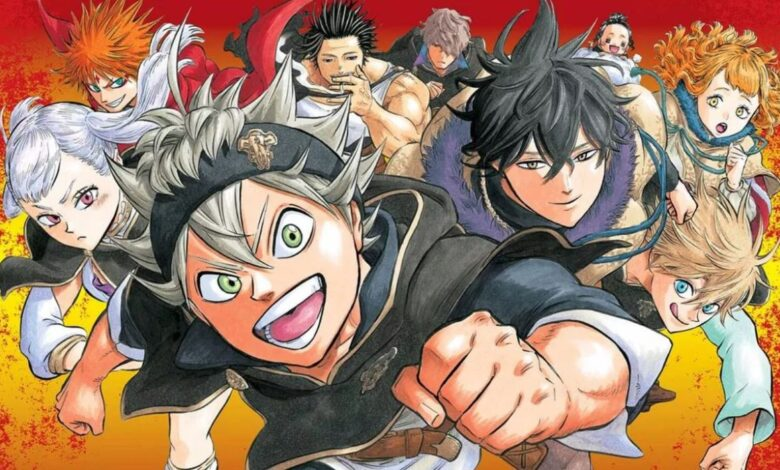 The Best Characters From The Animated Series Black Clover Bare Foots World Black clover] creador de vídeo de anime] comparte noticia. bare foots world