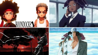 Photo of Best black anime characters: Who are the most popular dark-skinned anime characters?