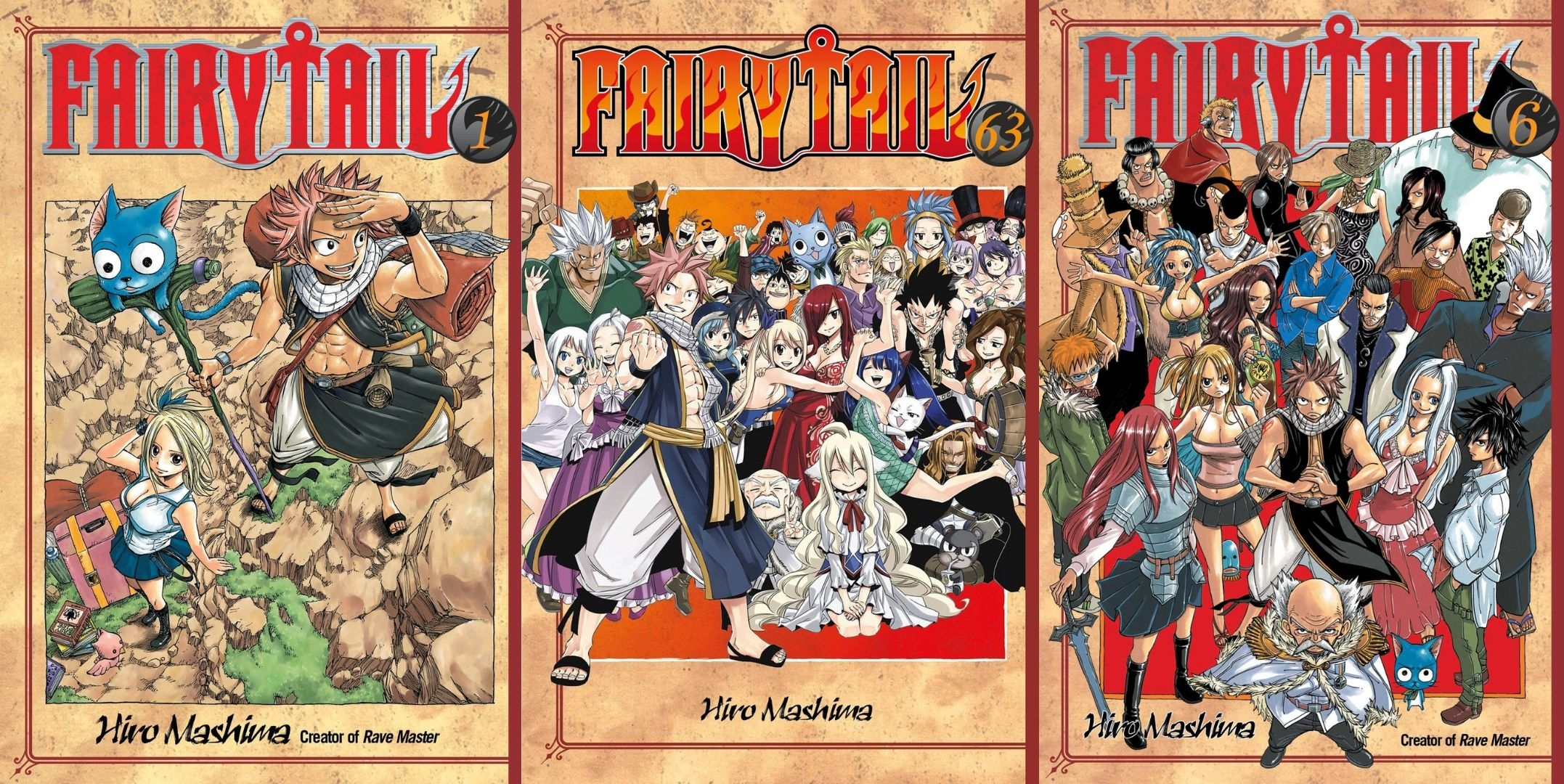Photo of The Best Fairy Tail Manga Female Characters