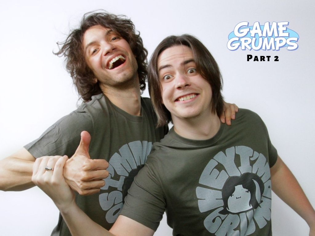 Photo of Best game grumps series – Part 2