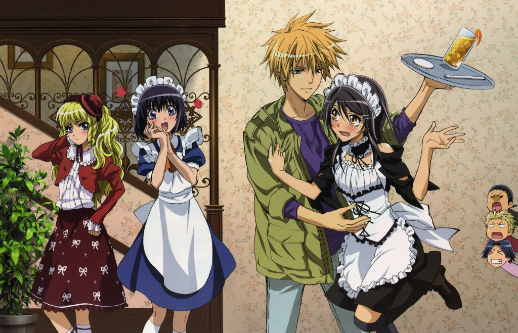 Photo of Anime Recommendations – The Best Anime Like Maid Sama!