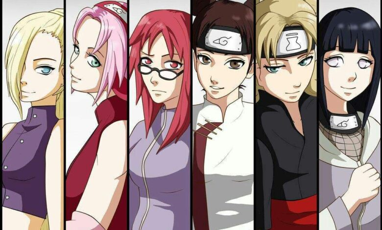 Photo of 5 Best Naruto Female Characters