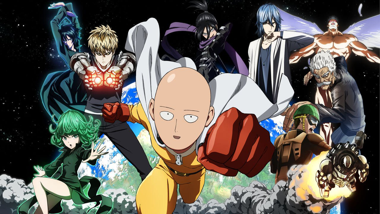 Photo of Anime like One Punch Man You Need To Watch