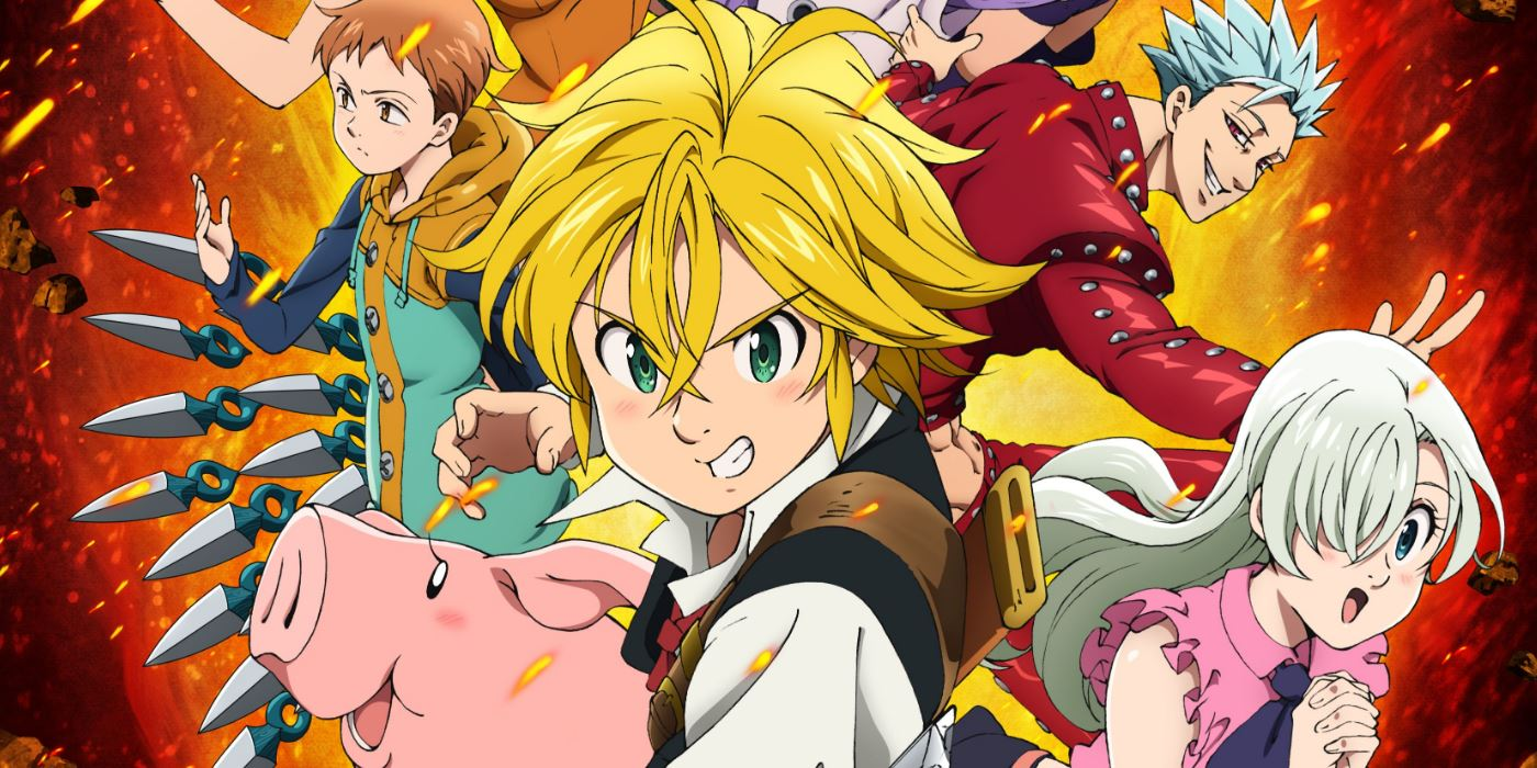 Photo of Anime Recommendations – The Best Anime like The Seven Deadly Sins!