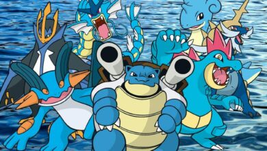 Photo of 5 Best Water Pokémon