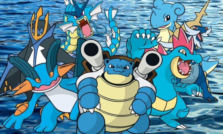 Photo of 5 Best Water Pokémon