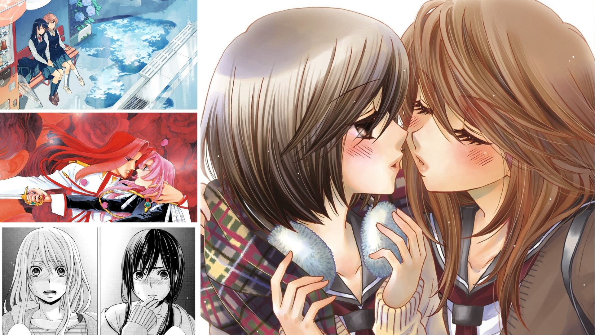 Photo of The Best Yuri Manga – Girl Love Stories