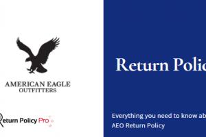 American Eagle Return Policy