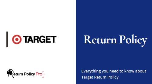 Target Return Policy