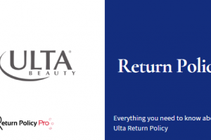 Ulta Return Policy