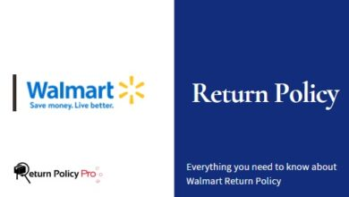 Photo of Walmart Return Policy – Everything You Need to Know