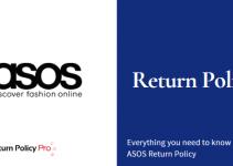 ASOS Return Policy