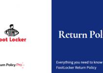 FootLocker Return Policy