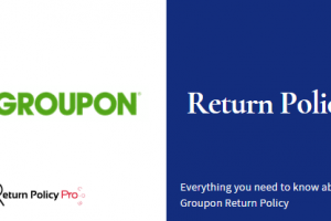 Groupon Return Policy