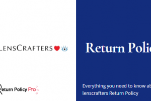 Lenscrafters Return Policy