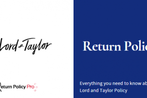 Lord and Taylor Return Policy