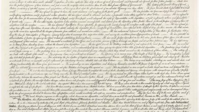 Photo of The Declaration of Independence – 1776