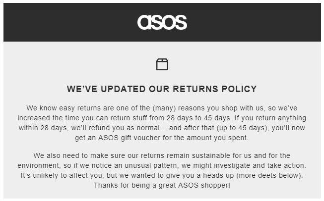ASOS Return - How To Return ASOS?