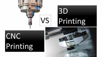 Photo of 3D Printing Vs. CNC Machining – Which Is Best For Prototyping