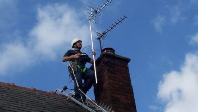 Photo of 4 Pros and Cons of Hiring a Professional TV Aerial Installer