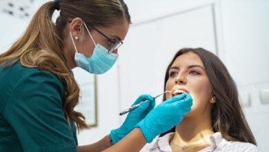 Photo of Visiting the Dentist in The Time of COVID-19