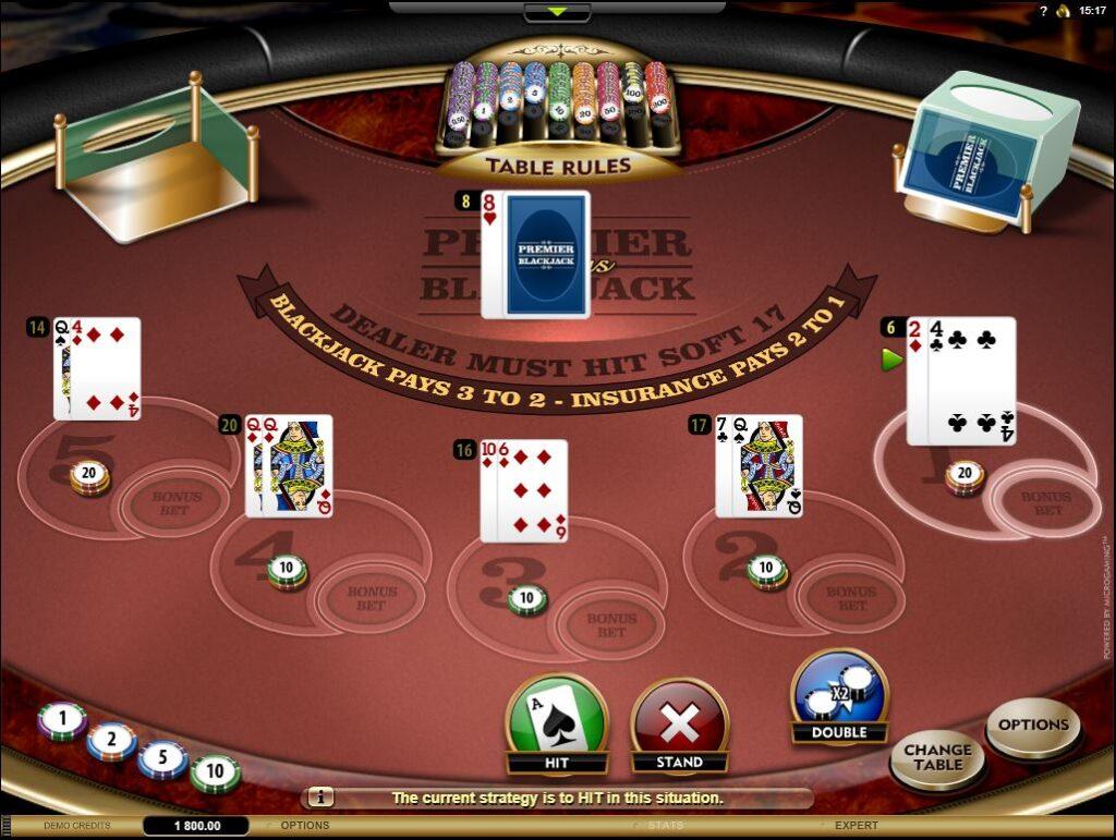 Online Casino Pramie
