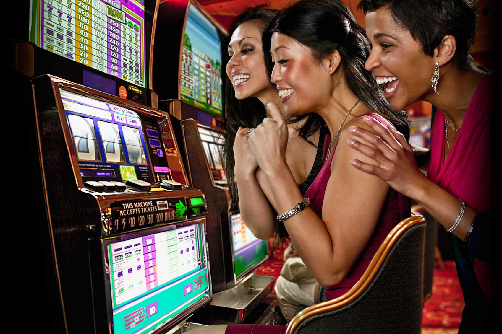 Top Reasons Why Gamers Love Playing Slots - Bare Foots World