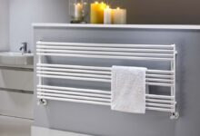 Photo of Bring Life to Your Bathroom With a Towel Rail